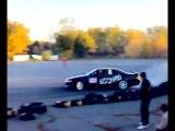 Дрифт-такси-2. 4-й этап PWRS Drift-Weekend (23 октября 2010)