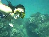 Маски для подводного плавания с камерой